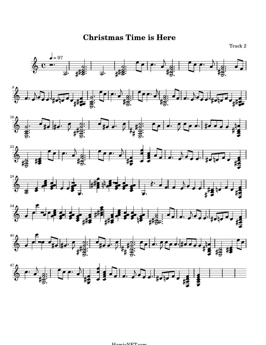 Christmas Time Is Here Sheet Music.Christmas Time Is Here Sheet Music Christmas Time Is Here