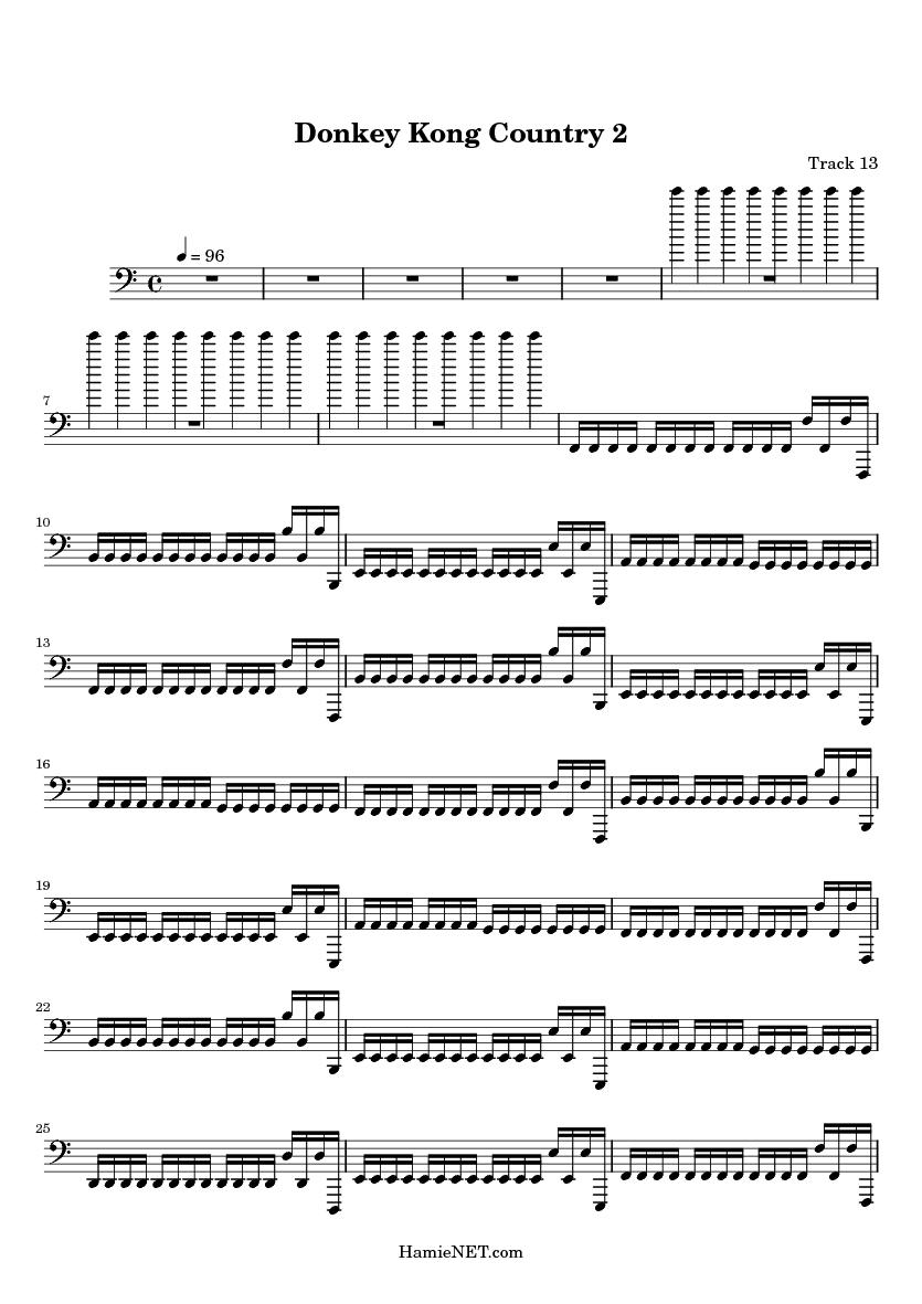 [Donkey Kong Country] Gang-Plank Galleon MIDI - MP3 ...