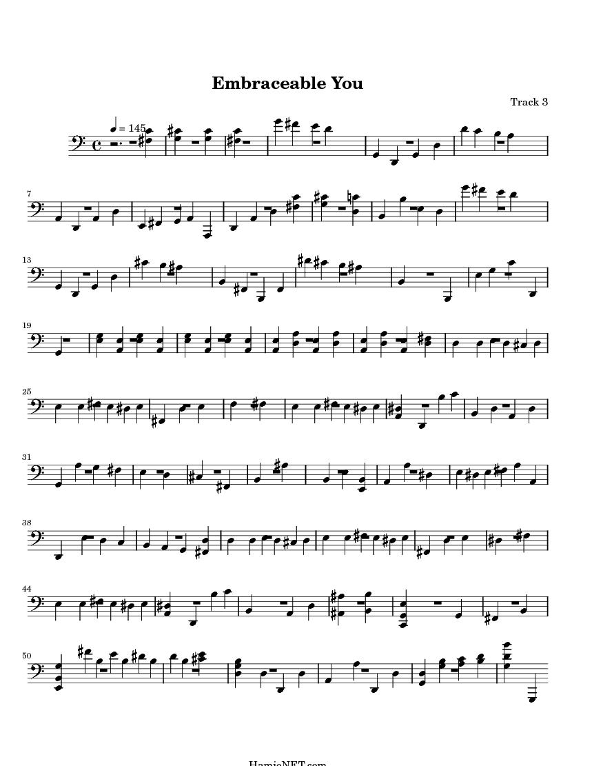 embraceable you sheet music pdf
