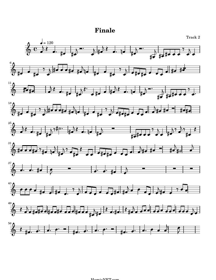 Finale Noten