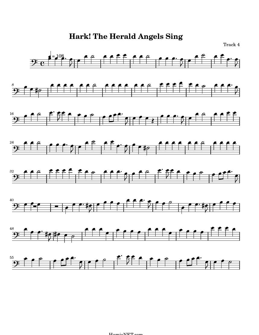 ... www.onlinesheetmusic.com/hark-the-herald-angels-sing-p375676.aspx