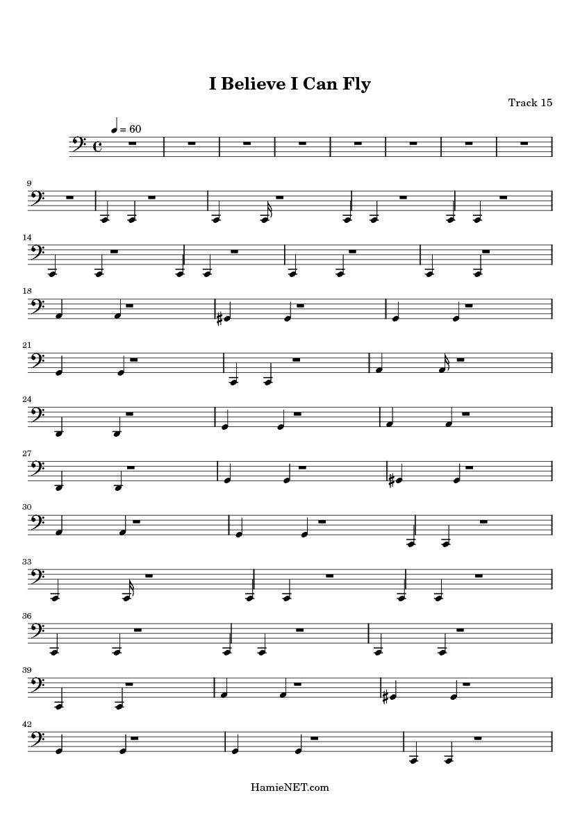 i believe sheet music pdf
