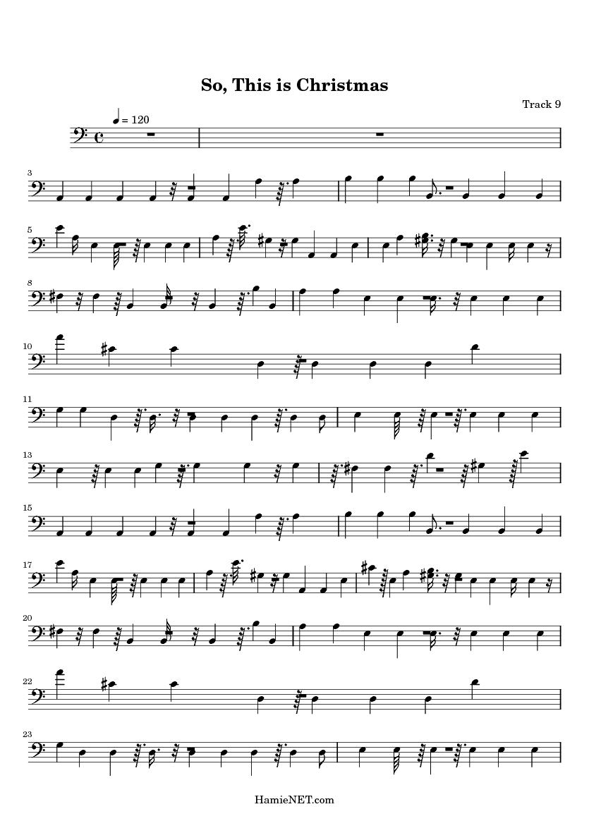 John Lennon - So This Is Christmas Lyrics