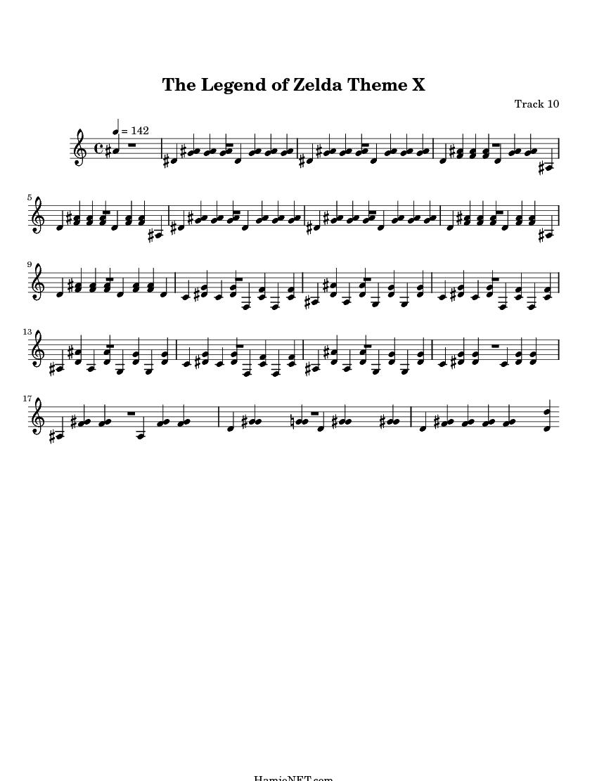 legend of zelda theme piano sheet music pdf