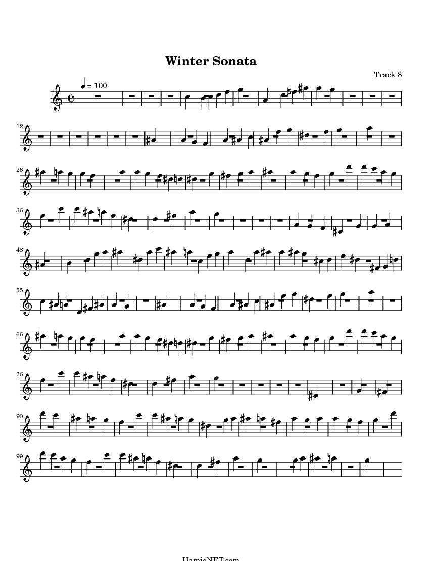 Richard Clayderman - Winter Sonata