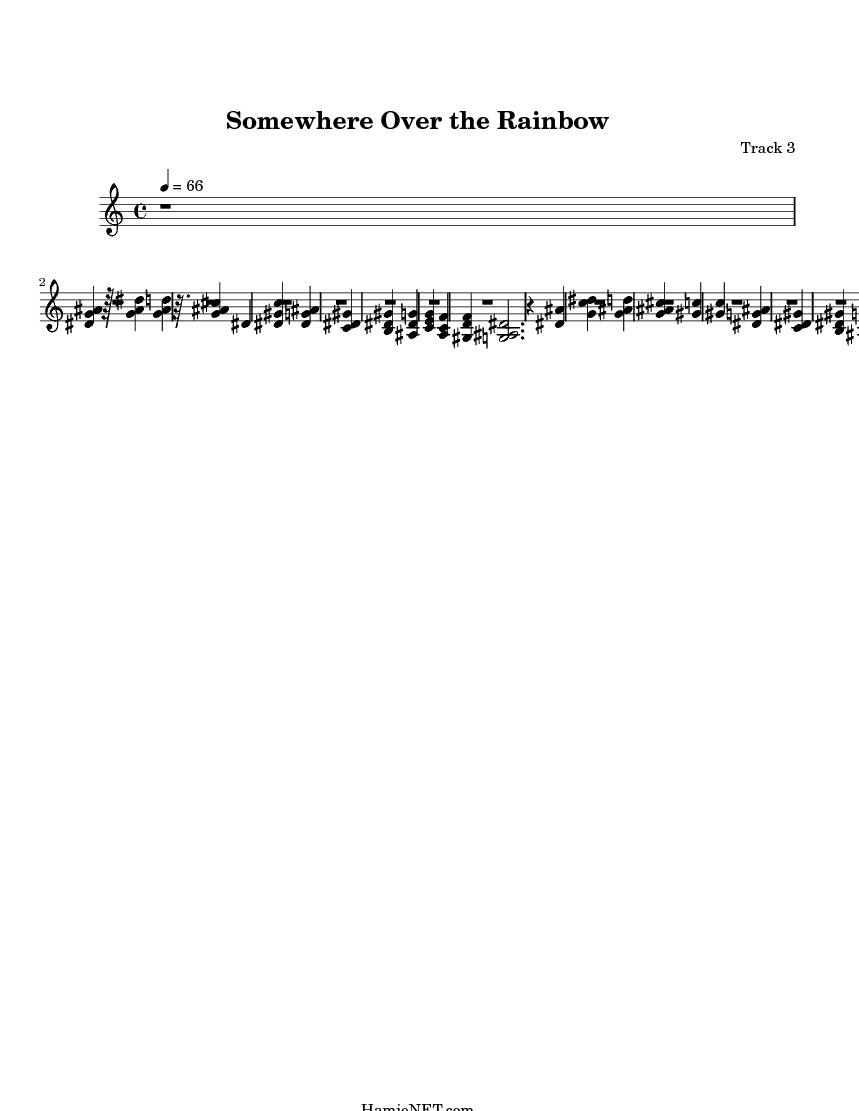 Ukulele Sheet Music Over The Rainbow Hfthkmyb